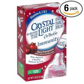 Crystal Light immunity